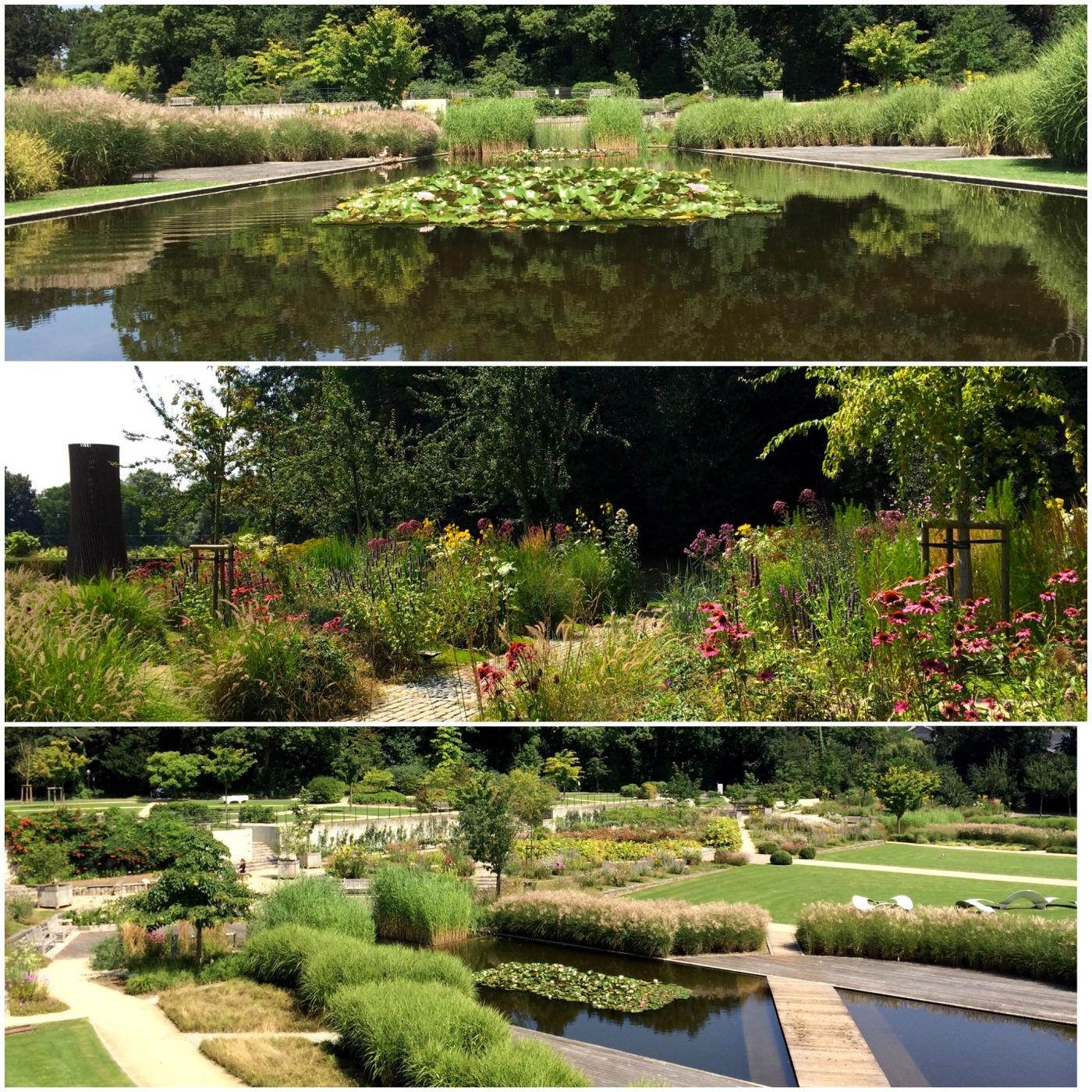 Visit : Jardins du Fleuriste , a park with a touch of design ...